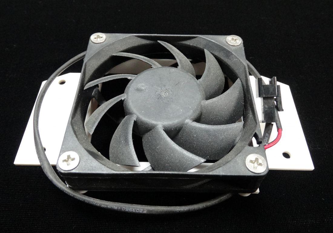 Вентилятор вытяжки для душевой кабины AquaJoy в корпусе
