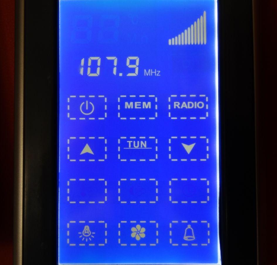 Пульт управления сенсорный+блок питания
